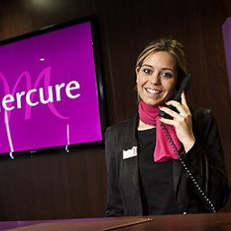 Mercure Paris Velizy Fotos
