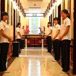 Jinxing Business Hotel - Luoyang Fotos