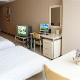 Camera Wuhan sunshine holiday Apartment Hotel Fotos