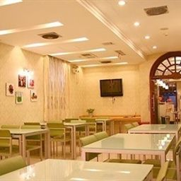 Breakfast room within restaurant Yangtse River Hotel Jiaoyi Street - Wuhan Fotos