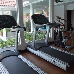Fitness Memoire d' Angkor Boutique Hotel Fotos