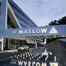 Sandton The Maslow Hotel Johannesburg