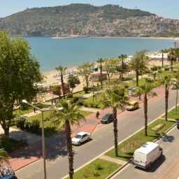Nergiz Hotel Sand and City Alanya